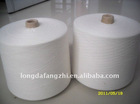 tc polyester cotton ring spun yarn 82/20 65/35 100
