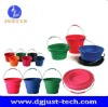 2012 hot sell Silicone Folding Bucket