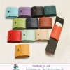 Leather business card holder E-CH013