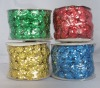 Wedding Garland 10-Yard Plastic Flower Bead Garland Many Colors