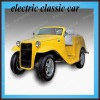 CE approved DFH-LX4A 4 Seater Electric Classic Car