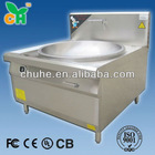 Large kitchen equipment induction stove india