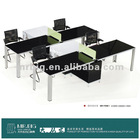 office workstation, partition wall, office partition windows M01-F02B-1