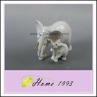resin elephant home decoration