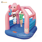Inflatable Bouncer-8302 Elephant Jumping Castle