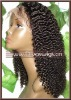african american people black afro Curl indian remy hair Wig