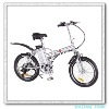 Electric bicycle with CE approve