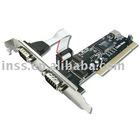 2-Port PCI Serial (RS232)