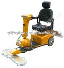 36V Single Seater Mini Push Sweeper