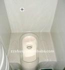 squatting pan Bus toilet