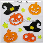 jelly sticker for Halloween Decroration
