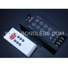 DC12/24V rgb remote dmx led controller