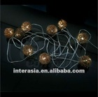 Dynasty Solar String Light