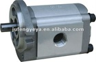 Hydraulic pump for dump truck