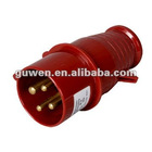 industrial plug and socket /waterproof industrial plug &socket /CEE Industrial connector