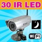 Night Vision Waterproof Wifi IP Camera IPCAM22