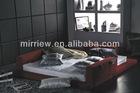 Luxury Antique Fabirc Hotel Bed OEM welcome