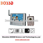 Digital wireless video door phone/doorphone outdoor unit/intercom door phone