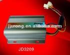 2012 new product! car aluminum DC 24v to DC 12v 30A car power converter