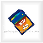 Full capacity 8GB sd card