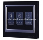Smart switch,touch screen switch,hotel switch,hotel doorbell