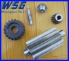 Transmission steel helical gear