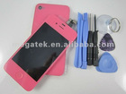 for iphone4 glass color