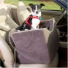 Polyester Zoom Dog Car Seat/ Pet Car Seat Cover