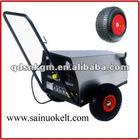 Lawn mover wheel 6x2.50-4
