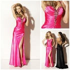 MP1376 New Design Fine Harness Sexy Sweetheart Floor-Length Crisscross Hot-sale Backless Sexy Back Open Prom Dress