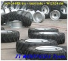 Irrigation system/machine tyres