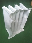 no frame self supported dust bag filter