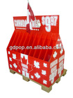 A- PD024 red flags pallet display