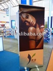 Silver metallized pet film for printing