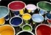 aqueous dispersion of fluorescent pigments