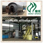 continuous waste plastic processing plant with cap of 15-20T/D