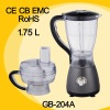 1.7L Blender / chopper/ mixer/ juicer / processor