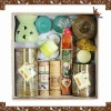 scented ceramic essential oil burner set xiamen