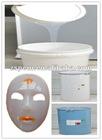 RTV liquid silicone rubber for making mask