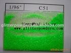 Provide Crystal ball rainbow glitter powder ,heat-resistance glitter powder