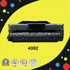 Compatible for hp printer 120/1100/1110/3100/3150/3200 for canon copiers LBP 200/250/350/800/810/1110/1120 EP-22 4092a 92a toner