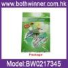foldable plastic flower vase