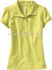 CVC Polo Shirt for Grils