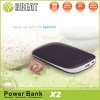 2012 best 5000mAh external battery for Iphone/Sumsung