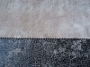 Leather Plush Fleece