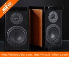 Music Infinity ART 6 Hi-Fi Bookshelf Speakers