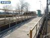 GRP railway guardrail