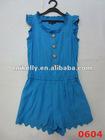 2012 Beautiful summer brand new Jumpsuits.Silk Jumpsuits