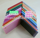1.0mm -35mm cast acrylic sheet for building