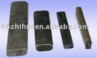 flat square welded tube